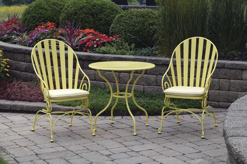 Outdoor Patio Table And Chairs At Menards 6 10 Kaartenstemp Nl