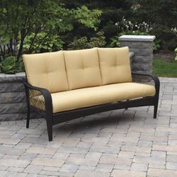 Backyard Creations 174 Maple Grove Patio Sofa At Menards 174