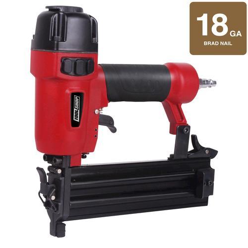 tool shop® 18-gauge pneumatic brad nailer at menards®
