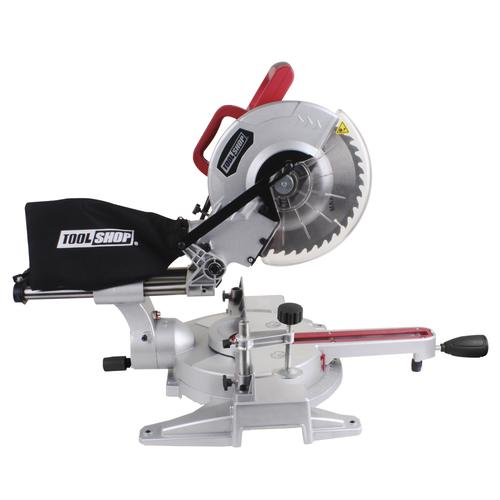 Tool shop 15 amp corded 10 sliding compound miter saw at menards greentooth Choice Image