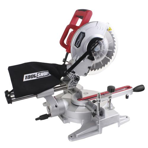 Mastercraft 10 compound mitre saw with laser line