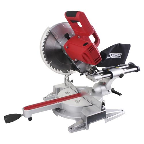 mastercraft dual bevel sliding mitre saw 10 in manual