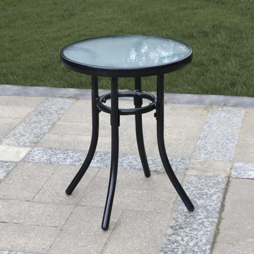 Round Patio End Table At Menards