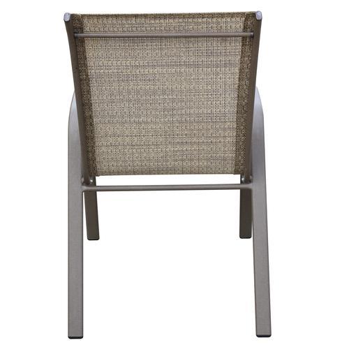 Sensational Backyard Creations Larissa Stack Patio Chair At Menards Download Free Architecture Designs Estepponolmadebymaigaardcom