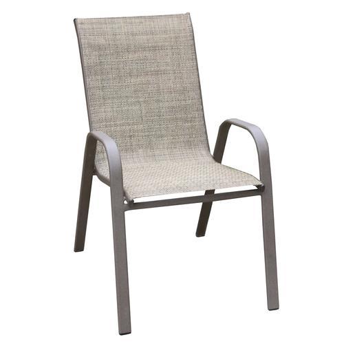 Excellent Backyard Creations Larissa Stack Patio Chair At Menards Download Free Architecture Designs Estepponolmadebymaigaardcom