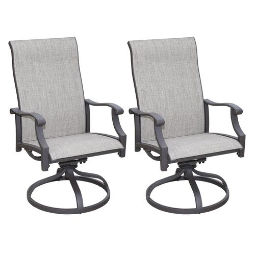 Parker Bay Swivel Rocker Patio Chair