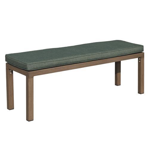 Backyard Creations® Danbury Aluminum Outdoor Bench at Menards®