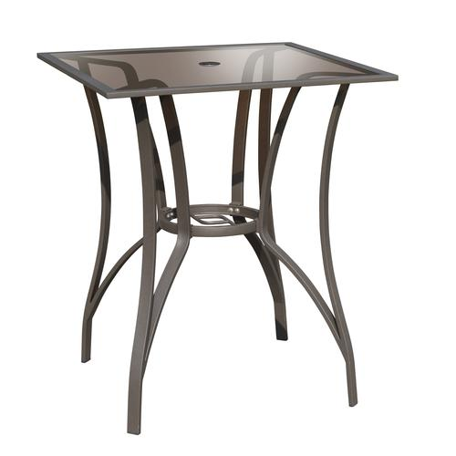 Backyard Creations 174 Camden Square High Dining Patio Table