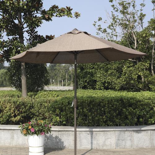 Backyard Creations™ 8' Camden Patio Market Umbrella at ...