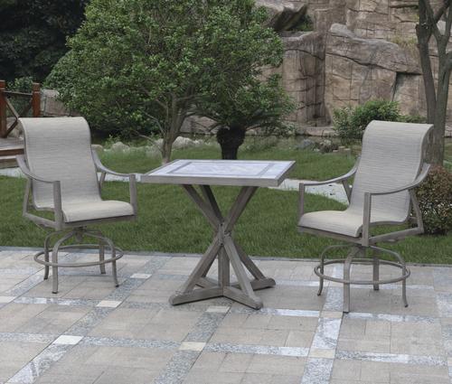 Backyard Creations® Hilton Point Collection 3 Piece High ...