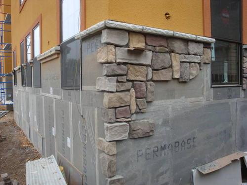 Bristol Canyon Stone European Cobblestone 90 Degree Veneer Outside Corner 5 Lin Ft At Menards