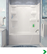 Delightful Bathtubs U0026 Showers At Menards®