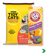Cat Litter and Deodorizers