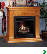 Fireplaces & Stoves at Menards®