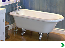 menards free standing tub.  Freestanding Clawfoot at Menards