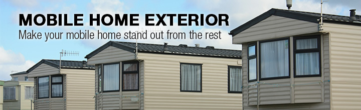 mobile home exterior products at menards - Home Exterior Siding