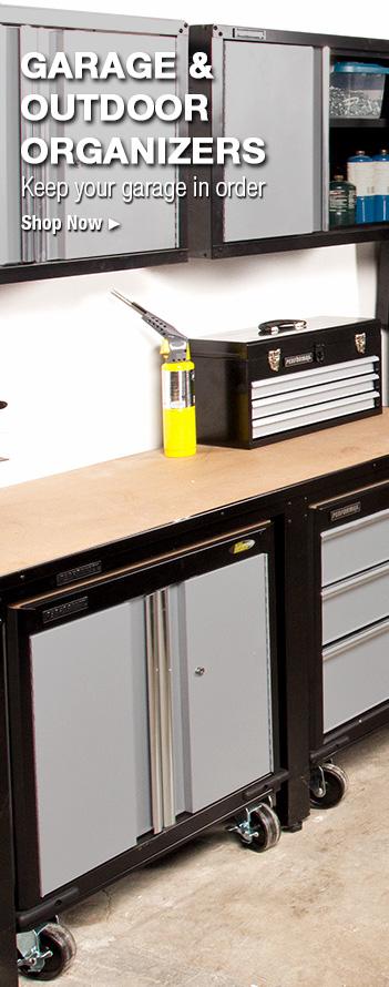 Storage & Organization at Menards®
