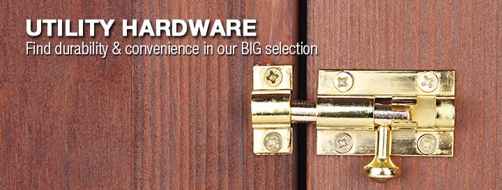 Utility Hardware at Menards®