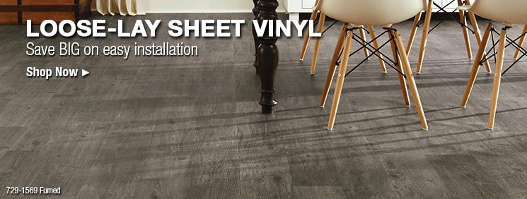 Vinyl Flooring At Menards®
