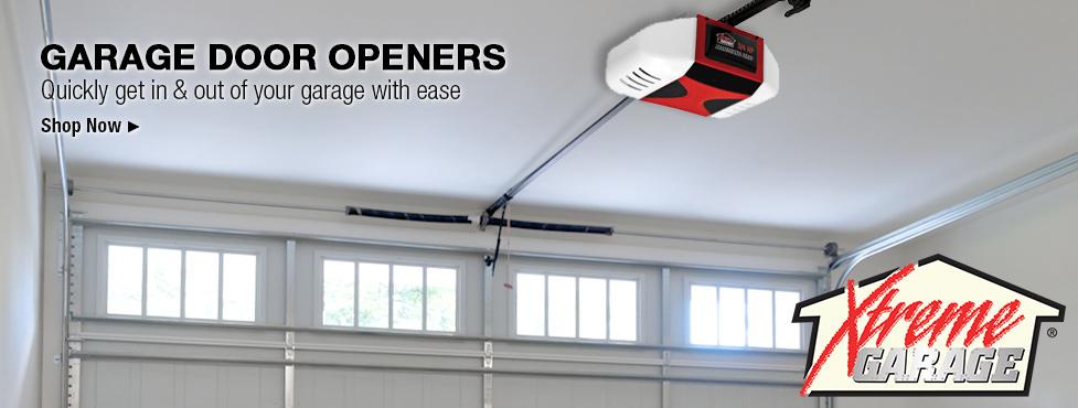 xtreme garage at menards - Xtreme Garage Door Opener