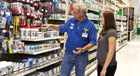 About Us at Menards®