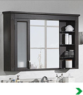 bathroom vanities cabinets mirrors at menards - Bathroom Cabinets And Mirrors