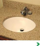Spray Paint Bathroom Vanity Top bathroom vanities, cabinets & mirrors at menards®