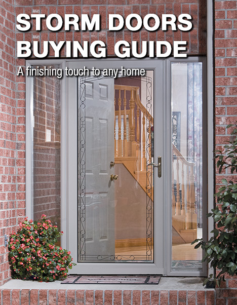 & Storm Doors Buying Guide at Menards®