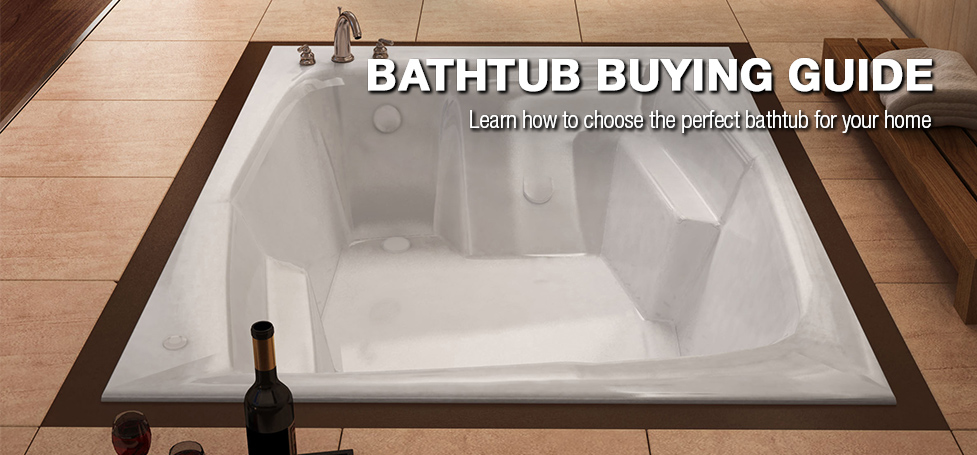 Bathtub Buying Guide At Menards®