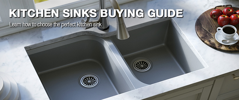 kitchen sinks buying guide at menards - Kitchen Sinks Pictures