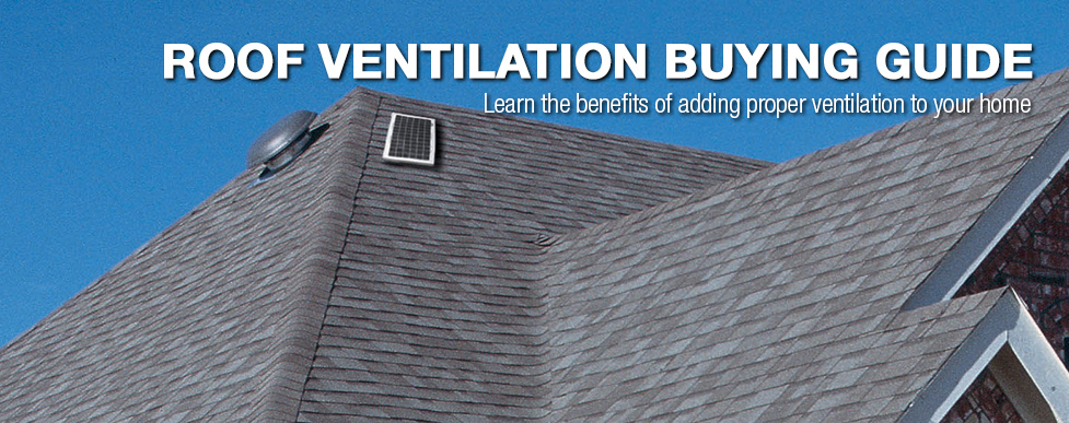 Roof Ventilation Buying Guide At Menards®