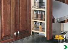menards kitchen cabinets.  Kitchen Cabinets Organizers Food Storage at Menards