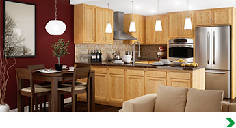 Beau Kitchen Cabinets At Menards®