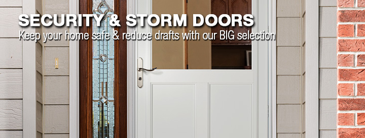 Marvelous Security U0026 Storm Doors At Menards®