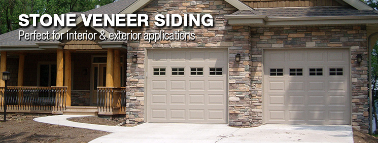 Stone Veneer Siding at Menards®
