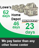 suppliers service providers at menards rh menards com Shipment Routing Guide menards routing guide 2017