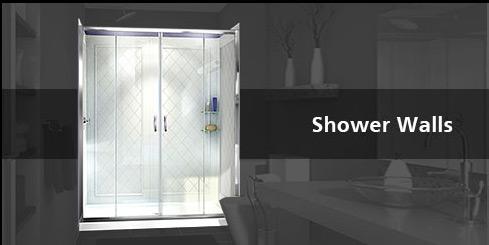 hinged showers unidoor shower dreamline shelves door