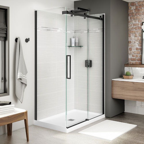 Showers And Shower Doors