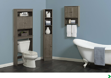 Bathroom Storage & Organization at Menards®