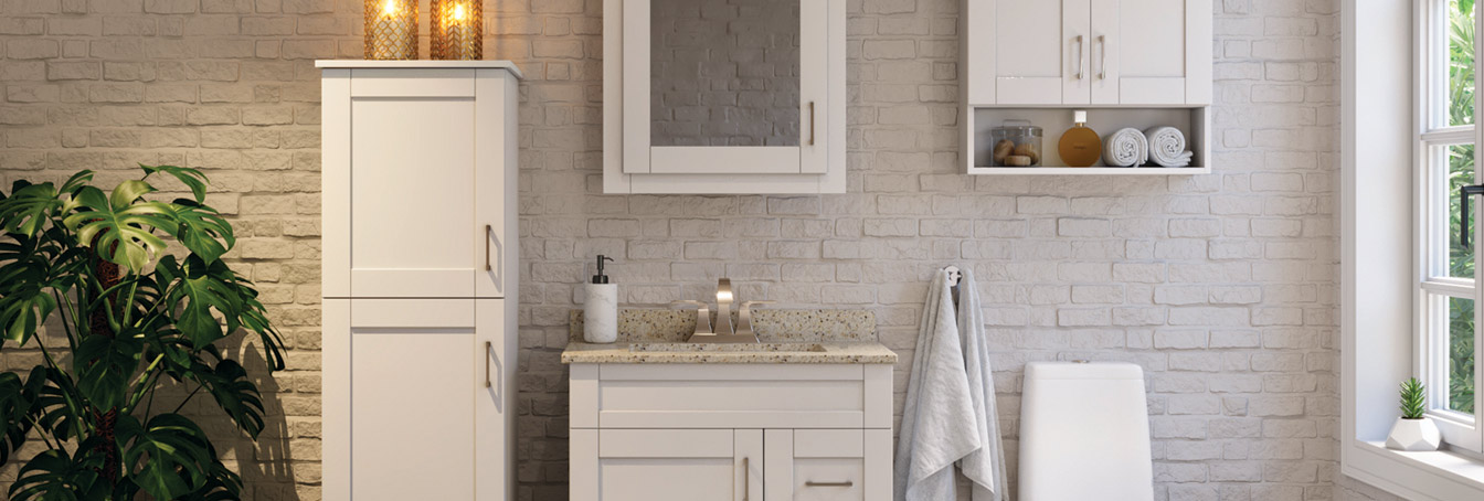Bathroom Cabinets & Storage at Menards®