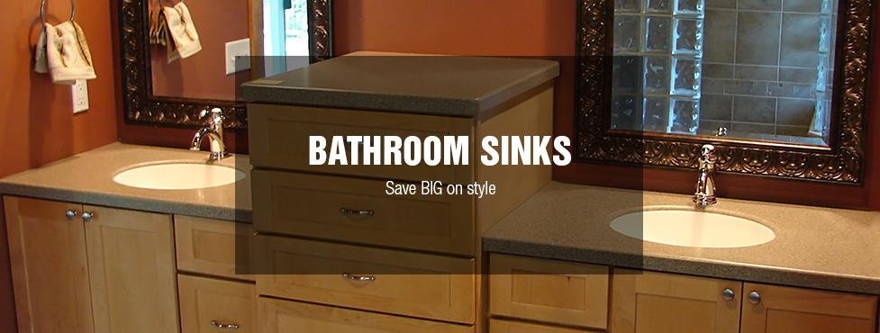 Bathroom Sinks At Menards - Bowless bathroom sink