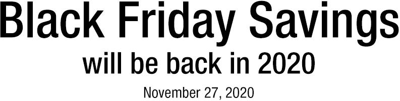 Black Friday 2019 at Menards®