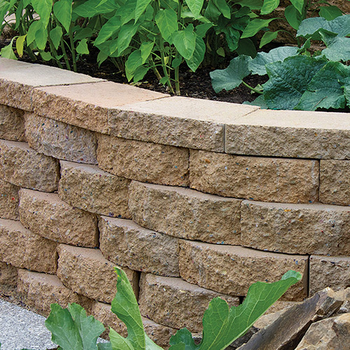Retaining Wall Block at Menards®
