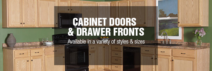 Cabinet Doors Drawer Fronts At Menards