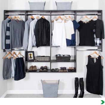 Attractive Closet Organizers At Menards®