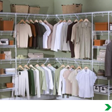 Closet Organization closet organizers at menards®