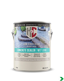concrete sealers at menards