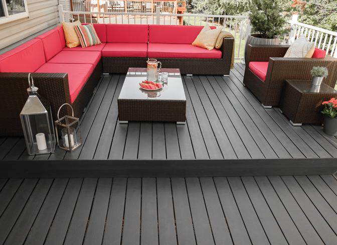 Decking & Deck Materials at Menards®