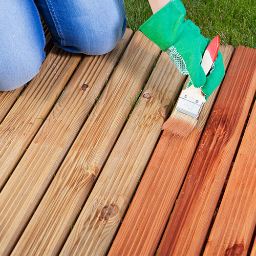 Exterior Wood Stains at Menards®