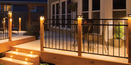 Exterior Railings & Gates at Menards®